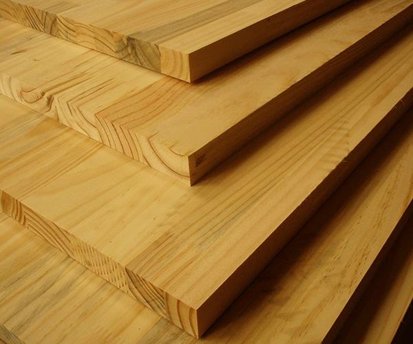 Maderas bravo - Tableros de madera de pino ...